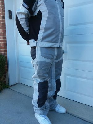 Rev'it! Two Piece Motorcycle Padded Riding Suit XYL for Sale in Raleigh, NC