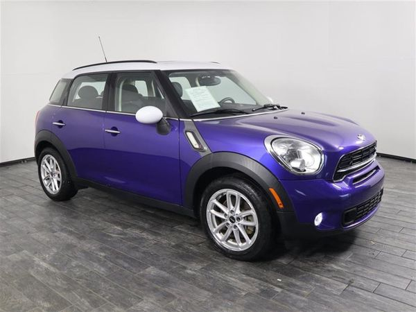 2016 MINI Cooper Countryman