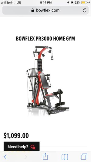Bowflex PR3000 Home Gym - Used for Sale in Riverton, UT