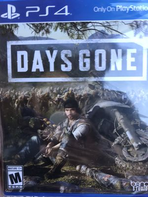 Days gone new unopened for Sale in Las Vegas, NV