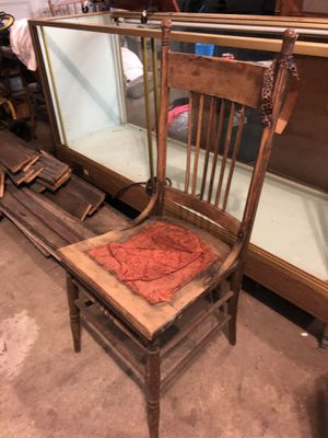 Antique chair for Sale in Corning, OH