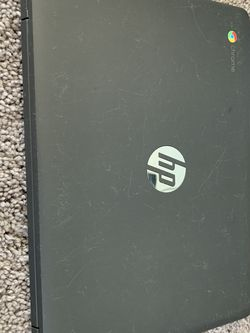 HP Chromebook With Case for Sale in Walterboro,  SC