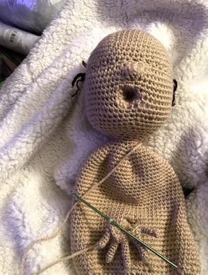 Handmade custom baby dolls for Sale in Centreville, VA