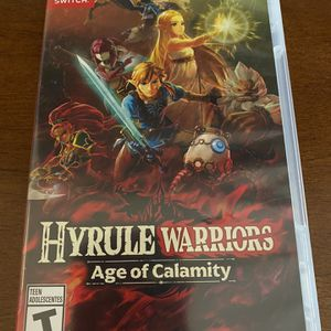 Hyrule Warriors Age of Calamity for Sale in Mesa, AZ