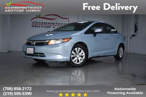 2012 Honda Civic Sdn for Sale in Highland, IN