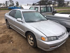 1997 Honda Accord For Parts Only! for Sale in Fresno, CA