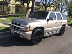 2000 Chevy Tahoe for Sale in Fontana, CA