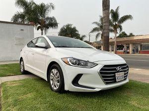 2017 Hyundai Elantra SE for Sale in Santa Ana, CA