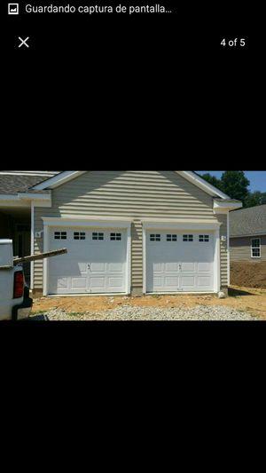 Garage doors for Sale in Burlington, NJ