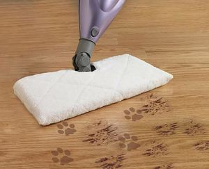 Shark Steam Mop with fitted washable pad for Sale in Everett, WA