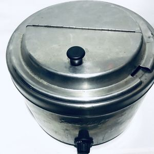 QT Stainless Steel Commercial Soup Warmer for Sale in Los Alamitos, CA