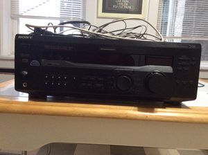 Sony STR-DE845 receiver for Sale in Chicago, IL