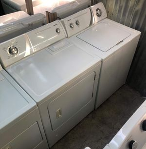 (Left) Admiral Washer and Dryer for Sale in Montclair, CA