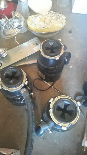 Remolino kitchen disposal waste sink appliance for Sale in San Bernardino, CA