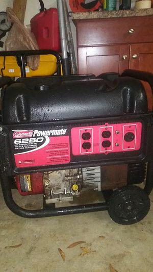 Coleman generator Powermate for Sale in Lutz, FL