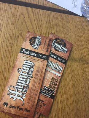 Selling tickets for Sale in Corpus Christi, TX