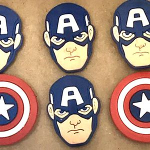 Captain America Marvel Superhero Magnet Set for Sale in Nashville, TN