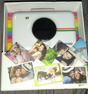 NEW Polaroid SNAP Insta Print Camera for Sale in Auburn, WA