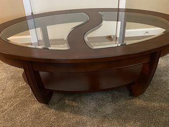 Coffee table with 2 matching End tables for Sale in Tacoma,  WA