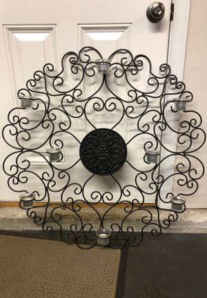 Metal Wall decor for Sale in Snohomish, WA
