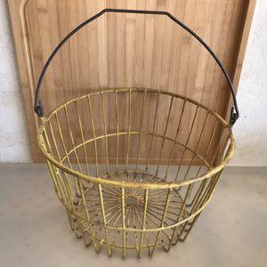 Vintage Golf Ball Basket for Sale in Phoenix, AZ