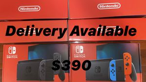 Nintendo Switch (Latest Model) Brand New! Bulk Available for Sale in San Gabriel, CA