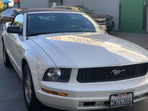 Ford Mustang premium convertible 2007 for Sale in Santa Clarita, CA