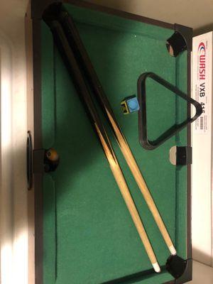 Mini pool table for Sale in Pomona, CA