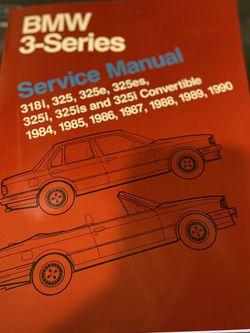 BMW 3-series Service manual for Sale in High Ridge,  MO