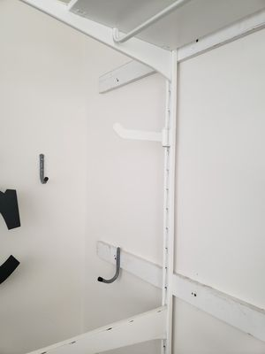 IKEA closet system MUST PICK UP BY WED FEB 20 for Sale in Washington, DC