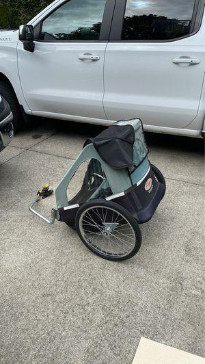Bike trailer for kids for Sale in Harrisonburg, VA