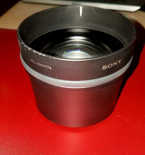Sony - Tele Conversion Lens for Sale in Gaithersburg, MD