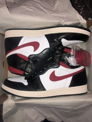 Jordan 1 Retro High Black Gym Red size 11 shoes for Sale in Westminster, CO