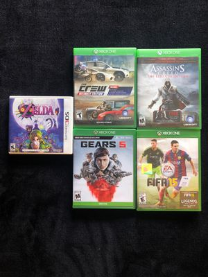 Video games for Sale in Everett, WA
