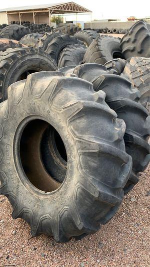 2 Firestone 12.4-16 Farm Tractor Tires for Sale in Apache Junction, AZ