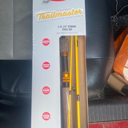 Trail Master Eagle claw 4 Piece Fishing Rod for Sale in Portland,  OR
