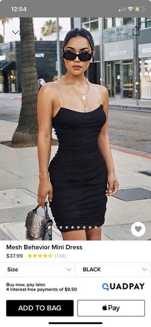 Fashion nova mini dress for Sale in Largo, FL