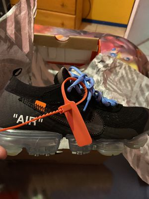 Off white nike vapor max for Sale in Kissimmee, FL