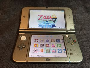 (New) Nintendo 3DS XL, Loaded with 20 of the best 3DS games for Sale in Frederick, MD