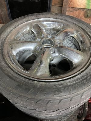 """16"""" tires and rims for Sale in Tacoma, WA"""