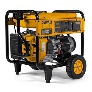 BRAND NEW IN BOX DeWALT 8,000-Watt Gasoline Powered Electric Start Portable Generator for Sale in Washington, DC