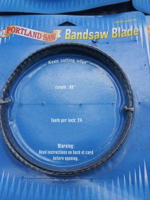 Portland Saw Band Saw Blades for Sale in Homosassa Springs, FL