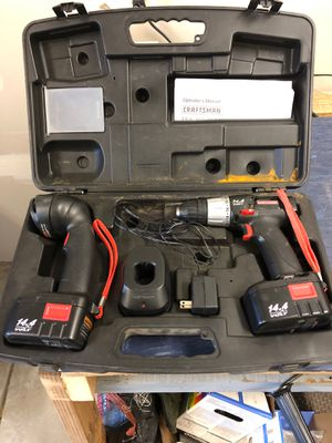 Drill & Light Combo (read add please) for Sale in Spanaway, WA
