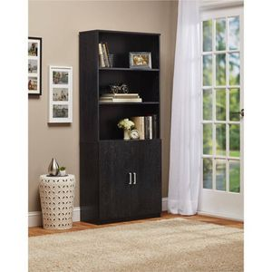 Black Shelf Cabinet for Sale in Dallas, TX