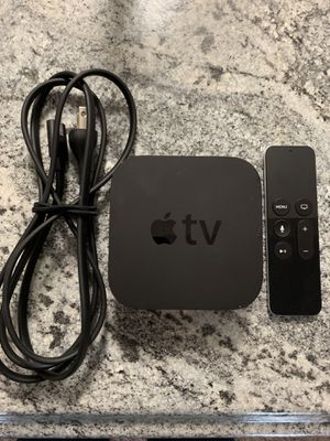 Apple TV 4th Gen 32GB for Sale in Tampa, FL