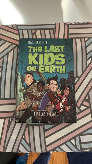 Last kids on earth book for Sale in Valley Stream, NY
