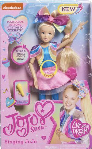 JoJo Siwa Singing JoJo Doll – It's Time to Celebrate for Sale in Murrieta, CA