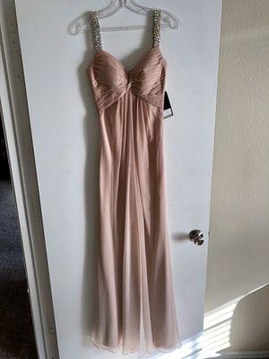 Long Ombré Prom Dress w/Sweetheart Neckline for Sale in Irving, TX