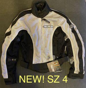 FieldSheer Phoslite Women's Motorcycle Jacket - Size 4 for Sale in Pembroke Pines, FL