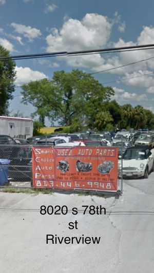 Smart choice auto parts! for Sale in Gibsonton, FL